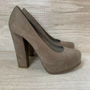Candies platform heels